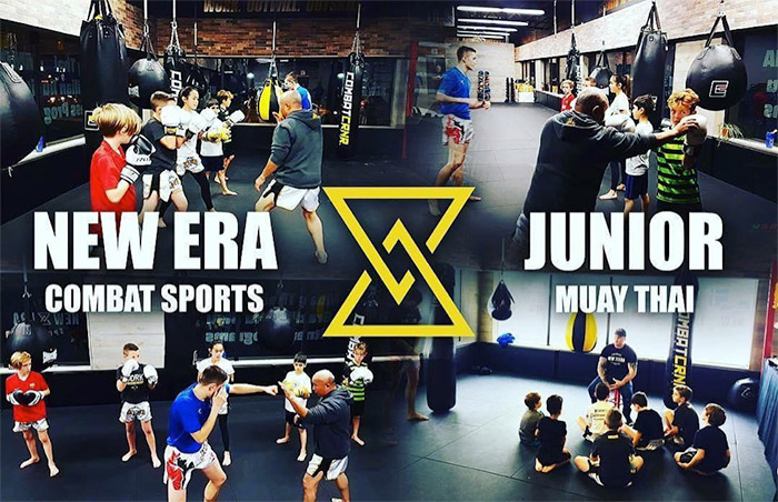 MMA Mixed Martial Arts training program New Era Combat Sports Ottawa